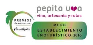 Pepita Uva Mejor Establecimiento Enoturístico 2016